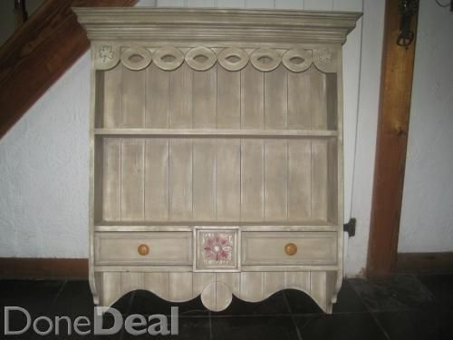 painted pine delph rack for sale in galway donedeal