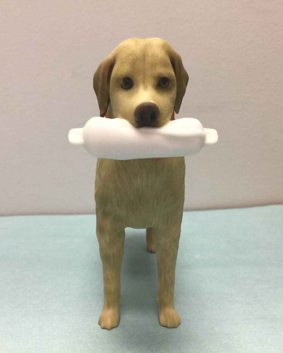 Customized Dog Clone Figurines From photos to Custom Exact 3D Printed Figurine of you or your loved ones!  NO PHYSICAL SCAN OR VISIT TO ANY STORE NEEDED!  4 Photos are all we need to make the Figurine!  #3dprint #3dprinting #3dprinted #petportrait #petlovers #pets #petartist #petart #petdog #petfluencer #petinfluencer #3dpetsfigurines #3dpetreplica #3danimals #giftshop #giftscart #giftsgallery 3dprintinsandstone #3dmodelling #3dselfiefigurines #3dfigurines #3dprintingworld #3dminiaturemodel