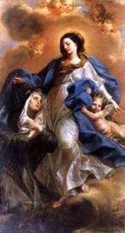 SANTA BRÍGIDA DE SUECIA | Imágenes religiosas, Santa brígida y ...