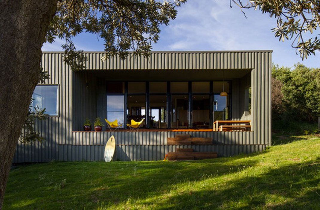 Built as a holiday home by MRTN
