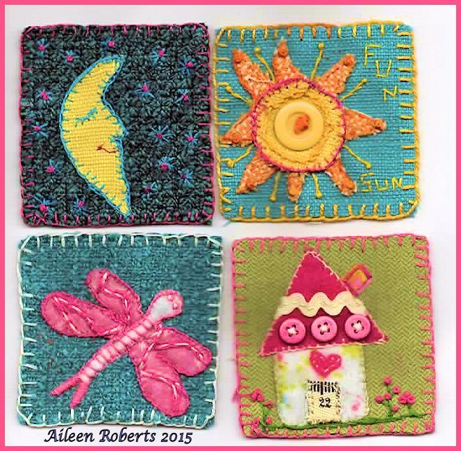 Fabric Patches