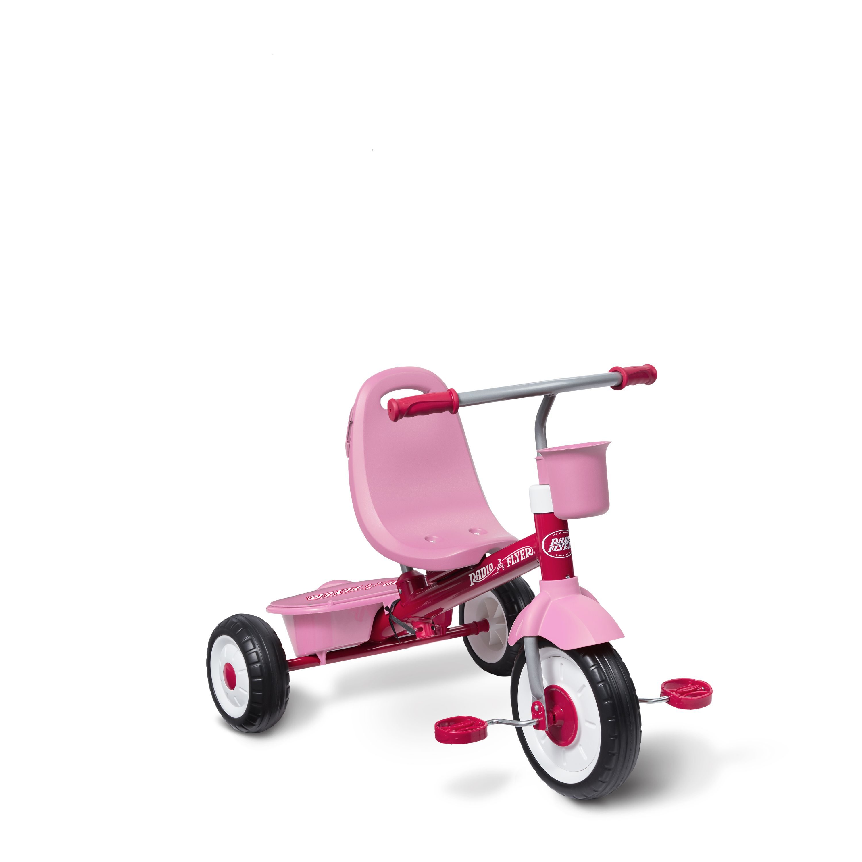 Radio Flyer, 4in1 Stroll 'n Trike, Grows with Child, Red