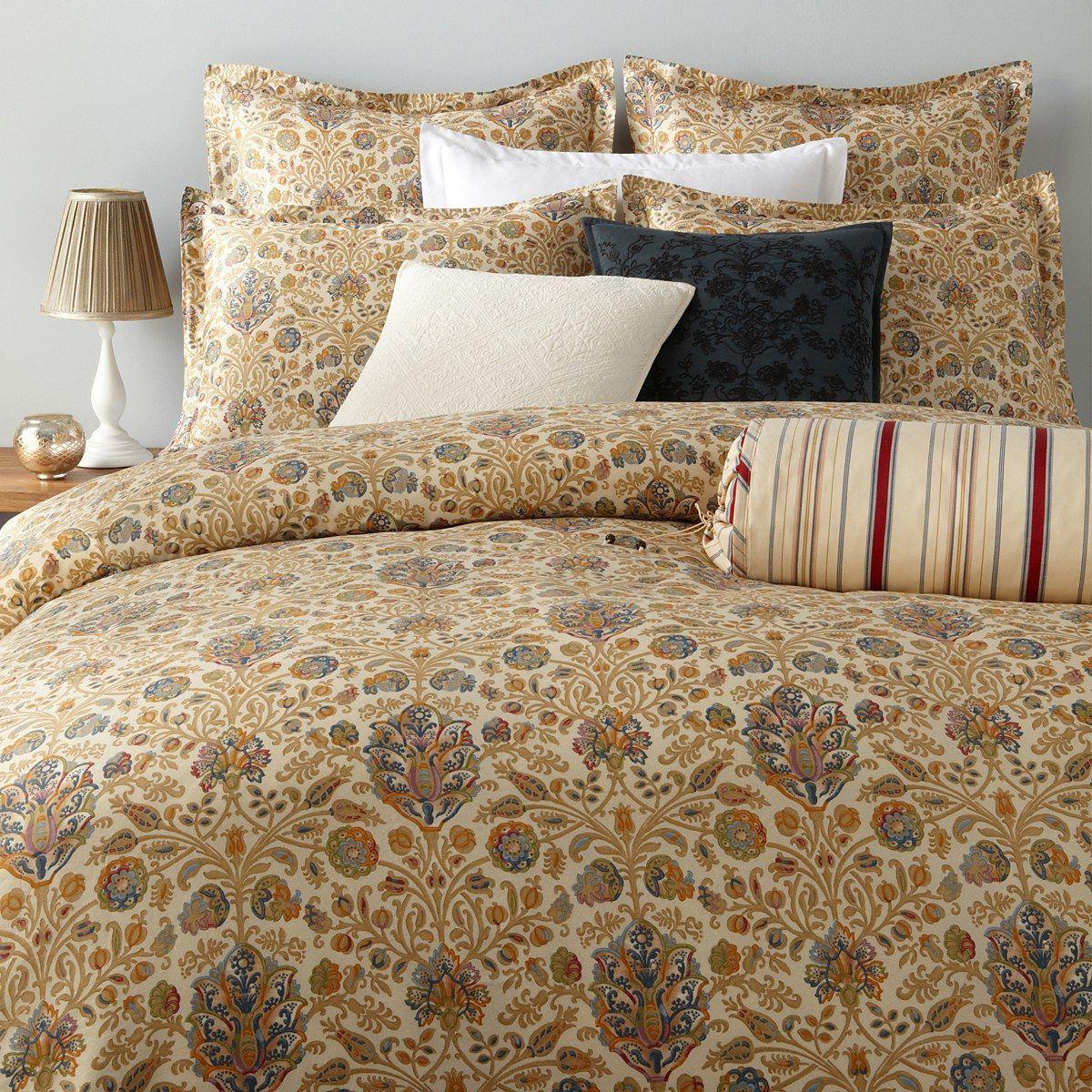 Appealing Ralph Lauren Comforter Set For Bedroom Decoration Ideas: Cream  Marrakesh Ralph Lauren Comforter Set