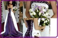 Cheap Purple Wedding Dress   Discount Purple Wedding Dress under $100 on DHgate.com