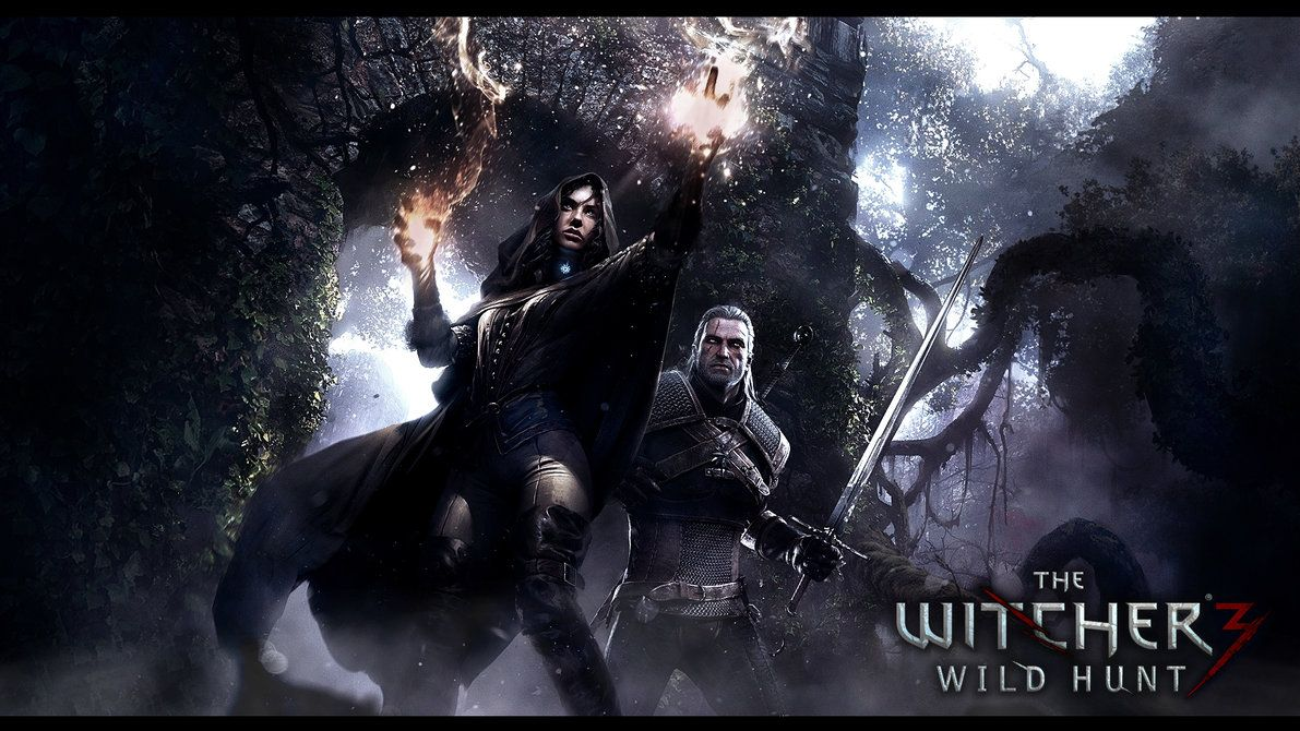the witcher wild hunt hd wallpaper | wallpapers for desktop