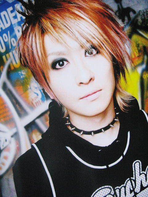 Going to take new haircut next week... thinking of something like Aiji have had. LM.C. / hair style / fashion / visual kei