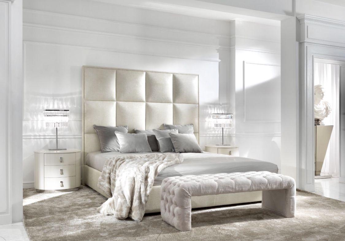 Gorgeous White Bedroom Decor Luxurious Bedrooms White Bedroom Decor White Bedroom