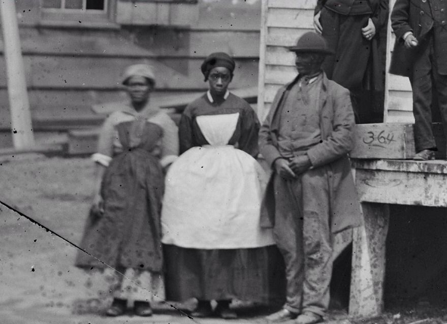 Pinner aprons civil war era Civil war, Civil war photos