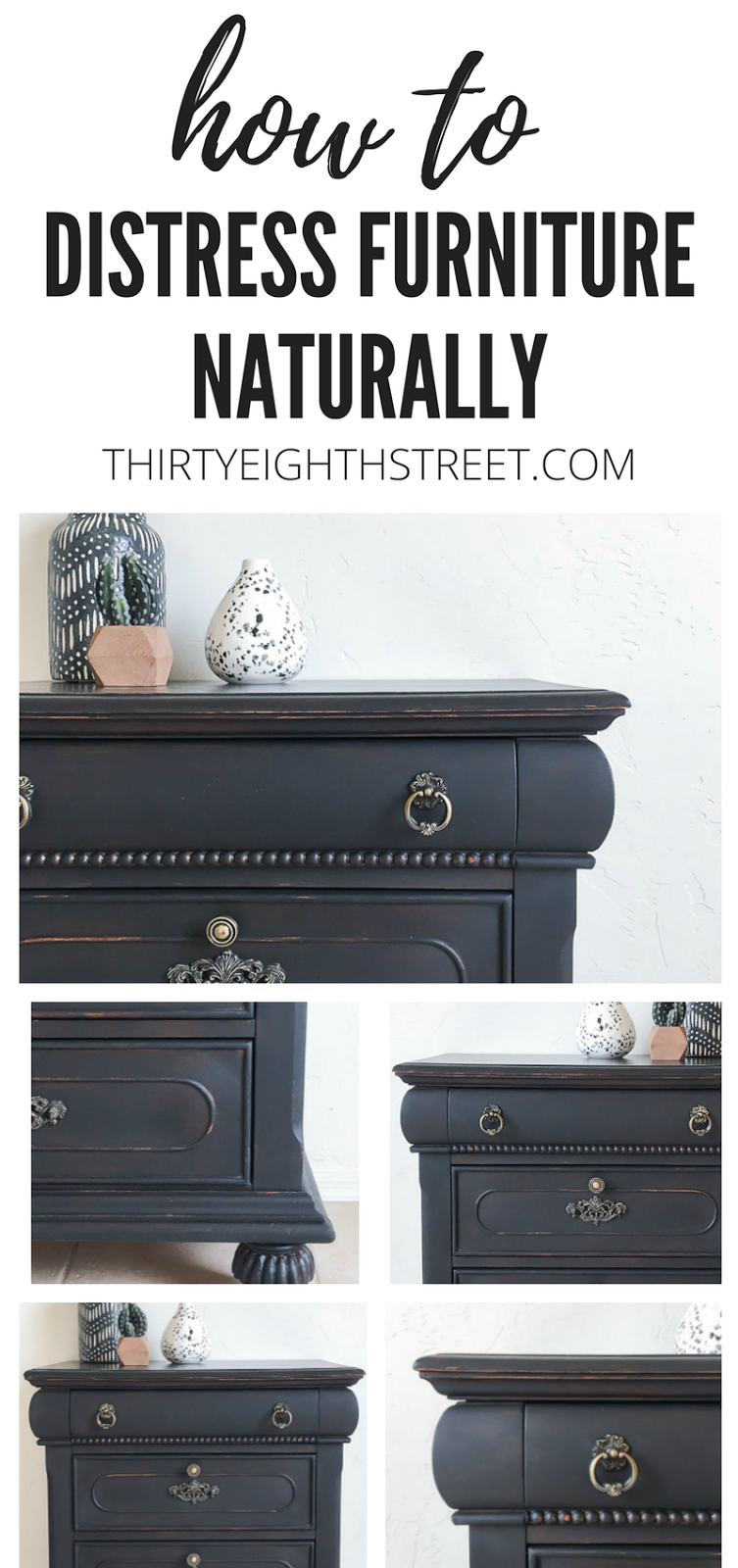 diy furniture refinishing projects. Fool Proof Furniture Distressing Techniques For A Natural Worn Finish Diy Refinishing Projects