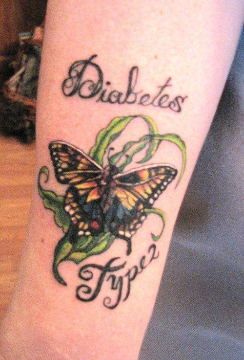 Type 1 Diabetes Tattoos For Girls Diabetes Tattoos Dedicated To