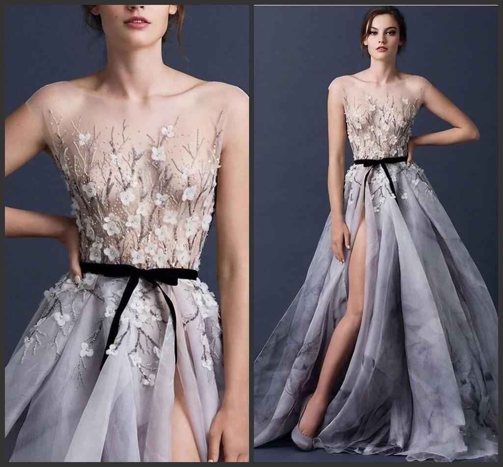 Tree Prom Dress