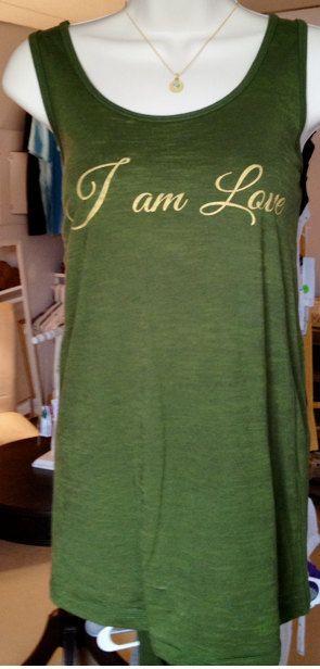 I am Love. Naam Yoga Prayer of Love. Gold by IAMconsciousness