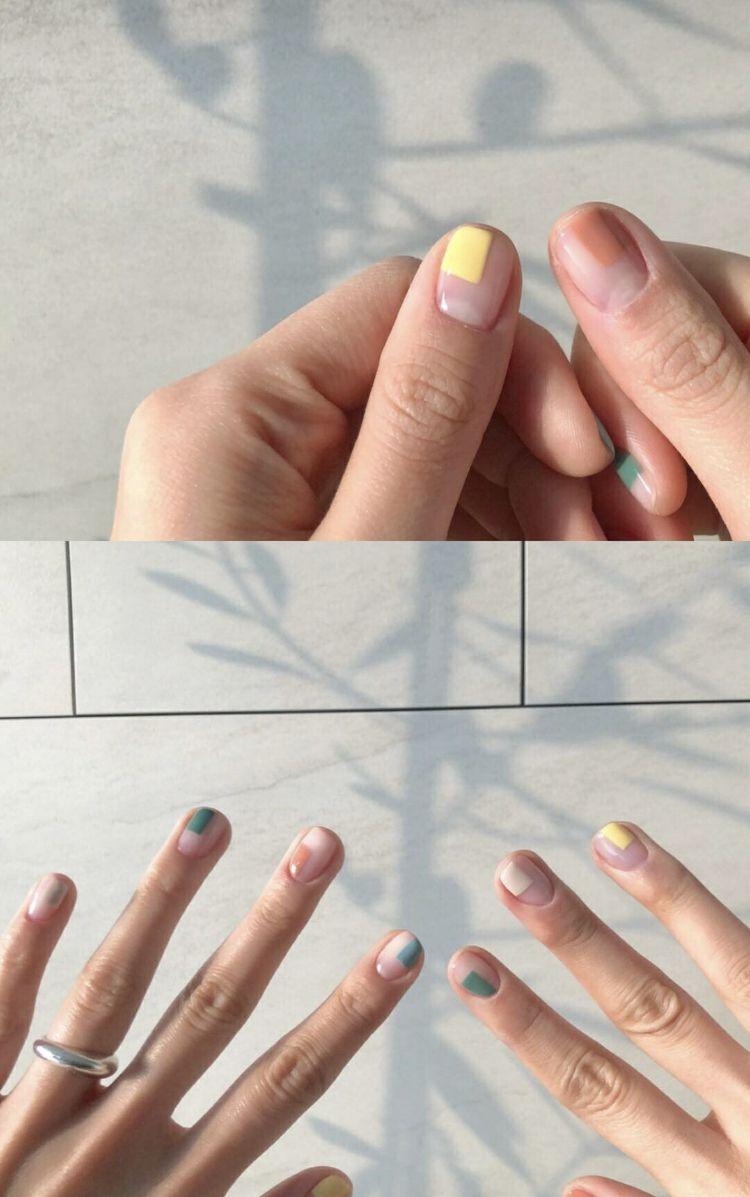 Pinterest Makemwhyo Stylish Nails Minimalist Nails Minimal Nails