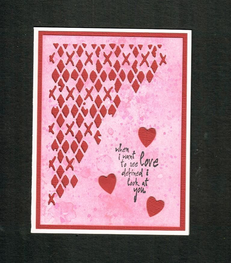 Valentine Card Gallery Arcy S Attic Antics Cards Handmade