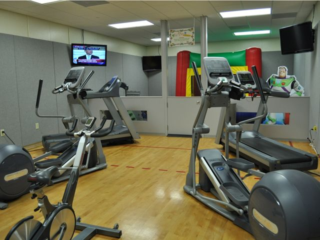 Fit N Play Kids Area At Macdill Afb Fitness Center Fitness Fun