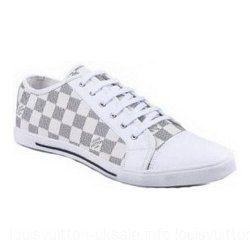 ee34eeb2ee60 Louis Vuitton-Sneaker Punchy Damier Azur White