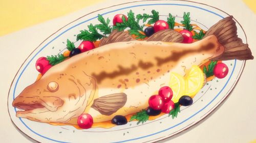 Beethoven As Fish Dinner Classicaloid Episode 13 Fish Dinner Food Food Illustrations