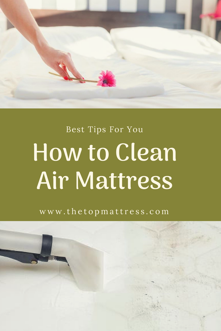 This Post We Give You The Best Way Of Cleaning Mattress