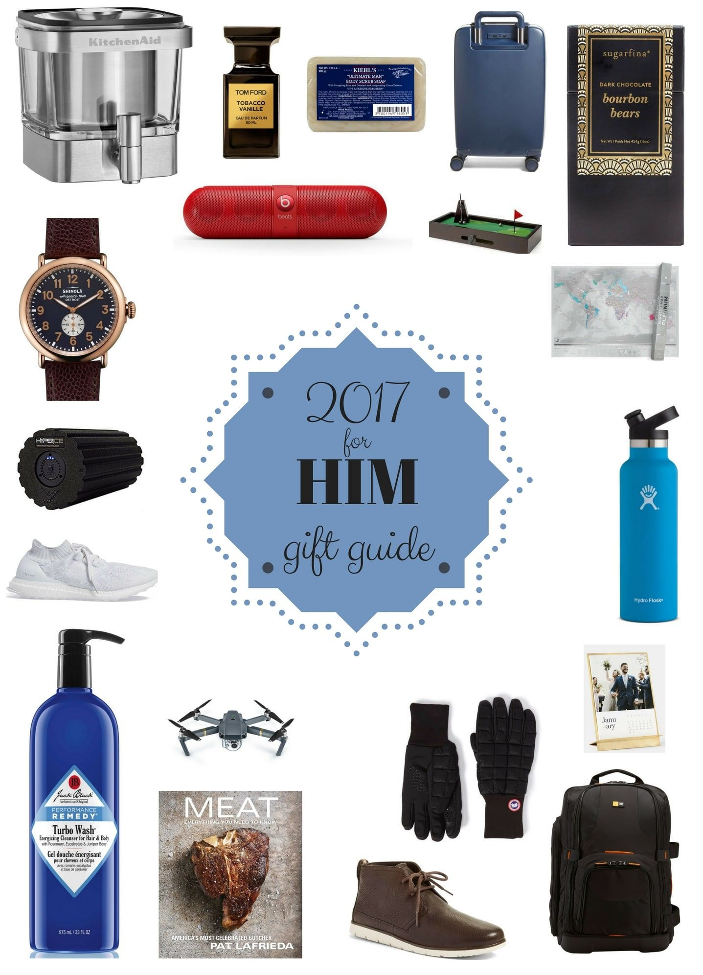 Men S Holiday Gift Guide 2017 Holiday Gift Guide For Him Mens Holiday Gift Guide Gift Guide For Him Gift Guide