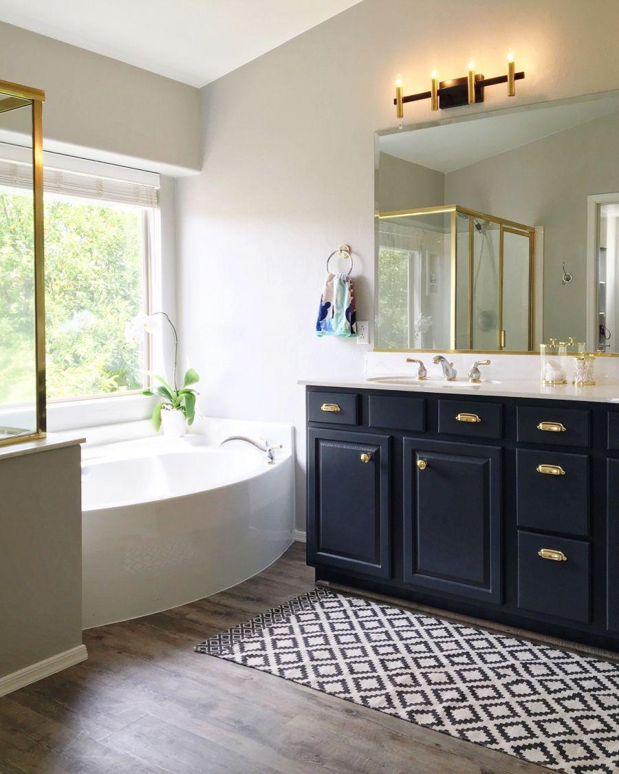 master bath cabinets  general finishes 2018 design
