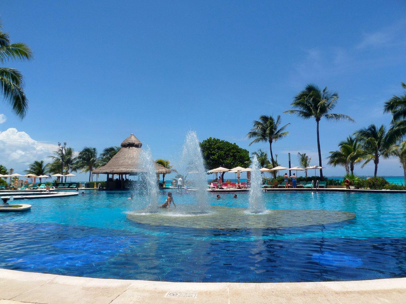 Fiesta Americana Grand C Beach Resort Spa The Best Beaches