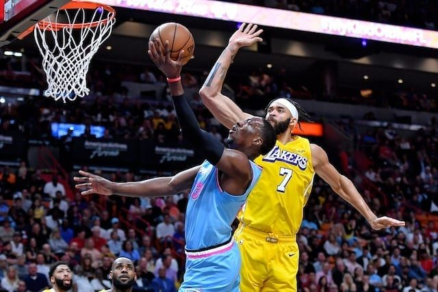 Entertainment Shaq Lakers Prefer To Play Miami Heat In 2020 Nba Finals Ten Years After Winning Their Most Recent Title The Los Angele In 2020 Nba Finals Lakers Nba