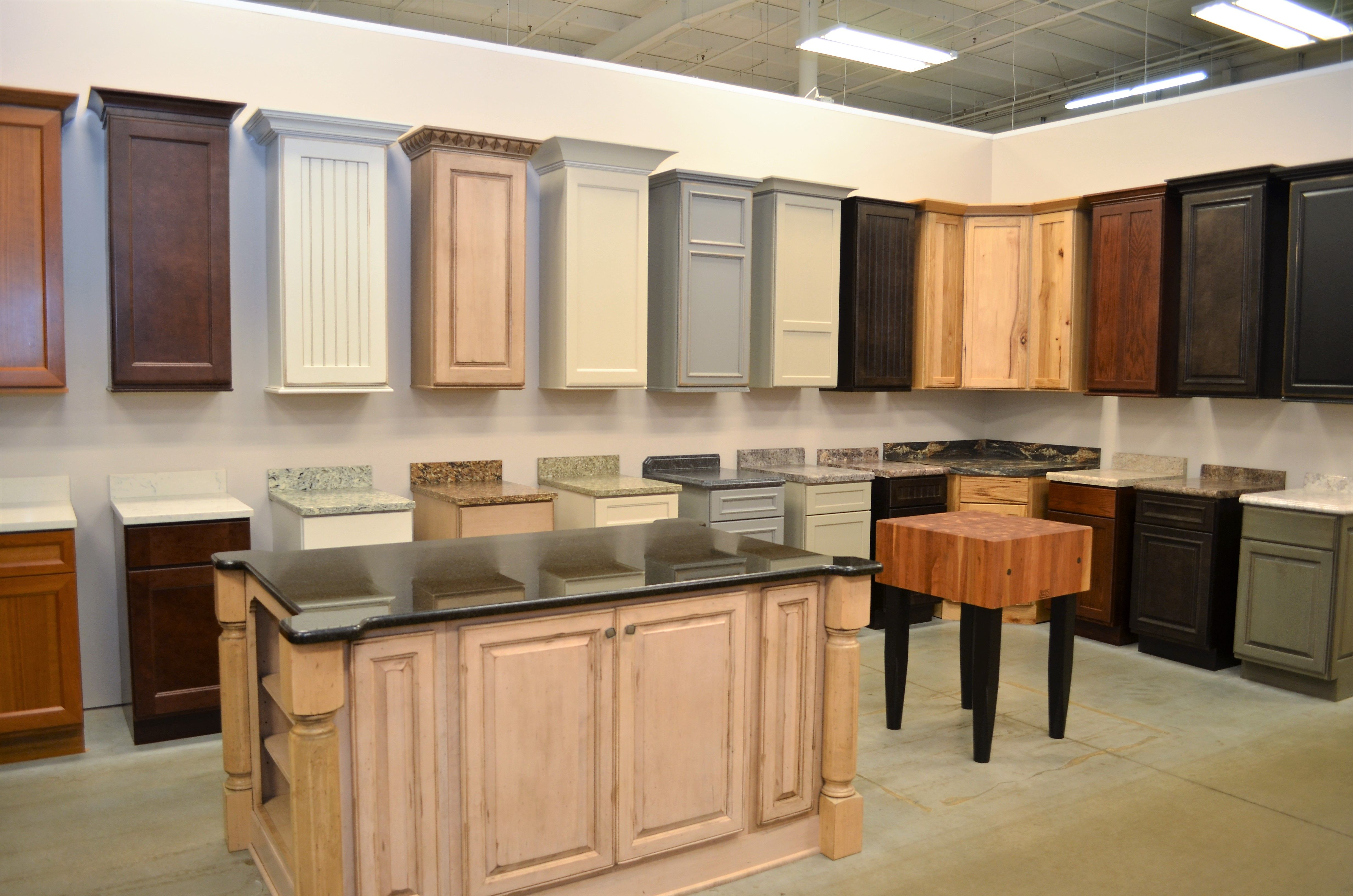 Bailey S Cabinet Showroom Cabinet Manufacturers Cabinet