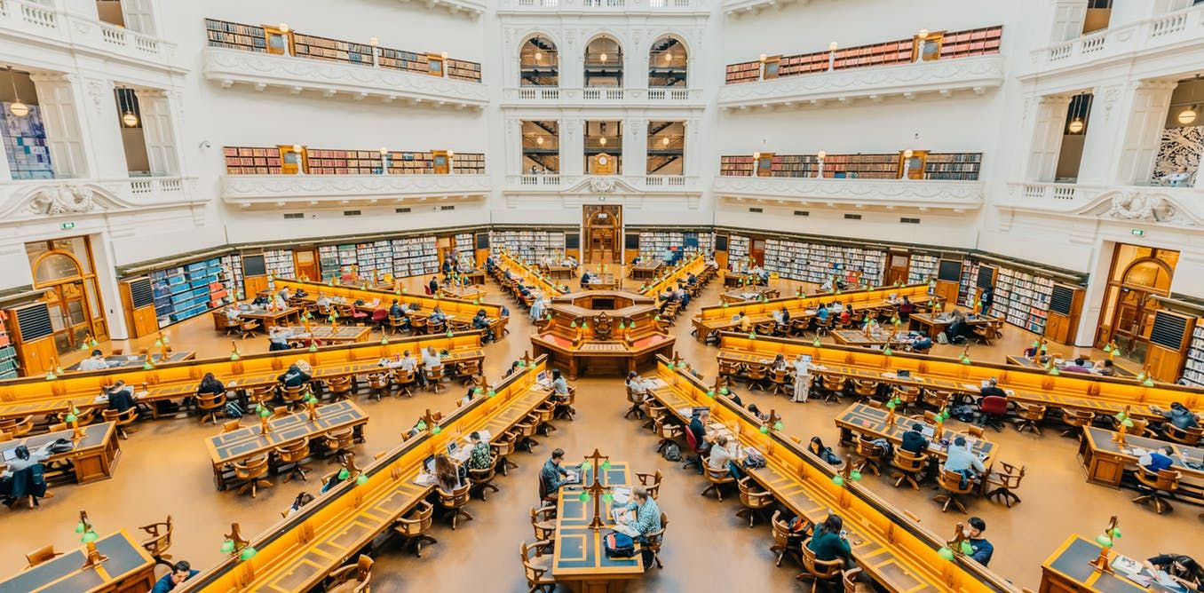 In the digital age, libraries got creative about how to