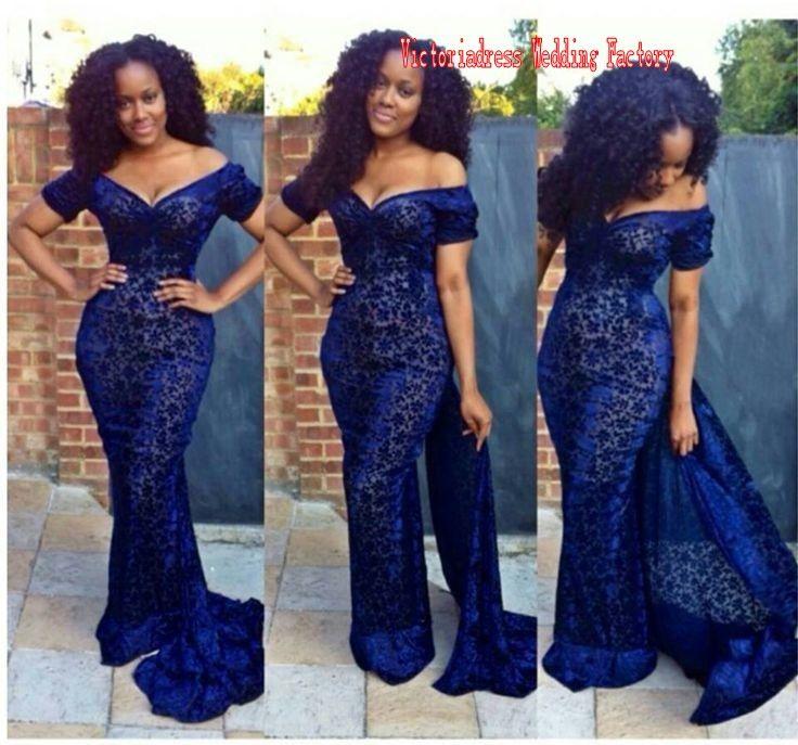 Nigerian Wedding Dress Designs: Top Ten Beautiful Nigerian Prom Dresses And Evening