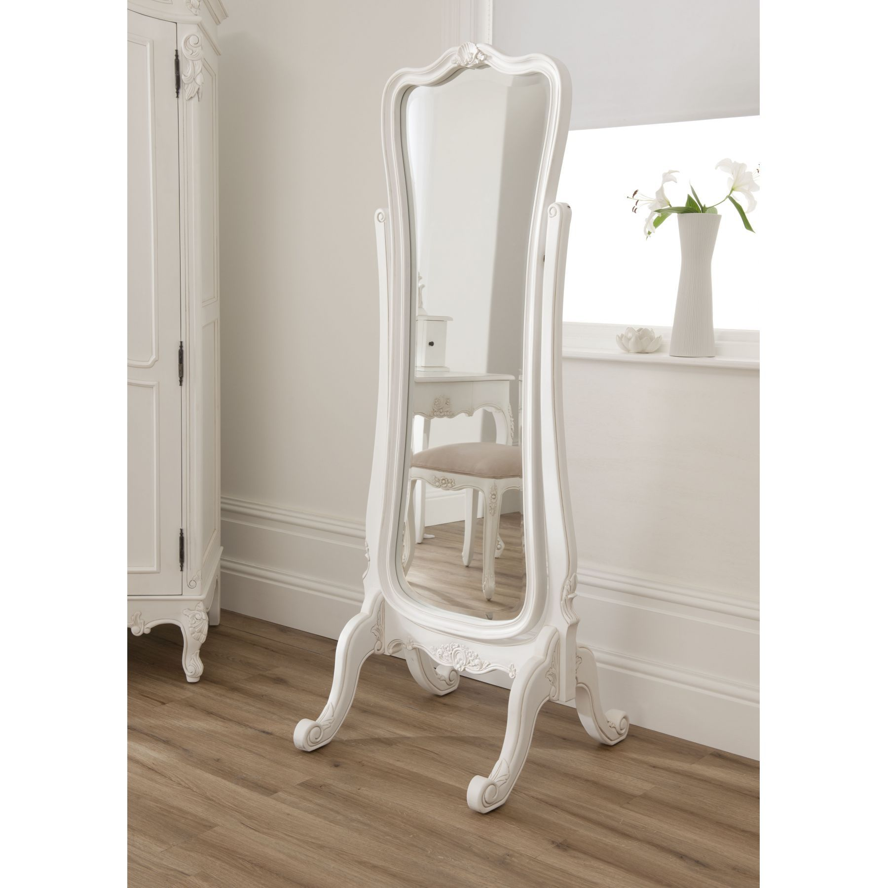 Free Standing Dressing Mirror | Cheval Mirror ... | CHEVAL MIRROR ...