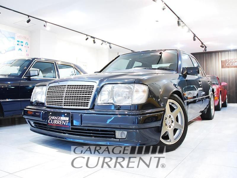 1995 mercedes benz e500ltd w124 94 700km garage current for Garage specialiste mercedes 94