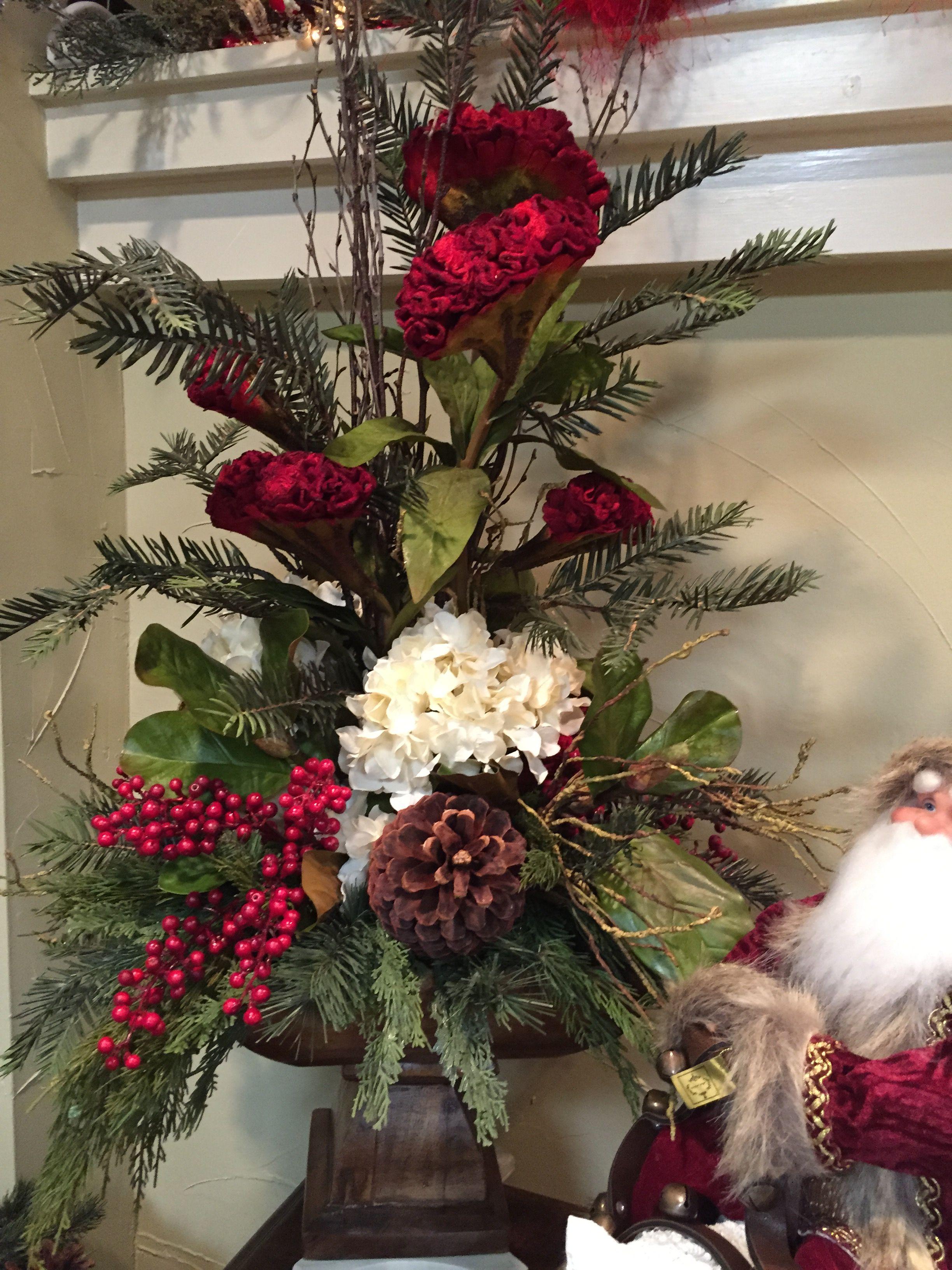 Christmas Floral, Christmas Décor