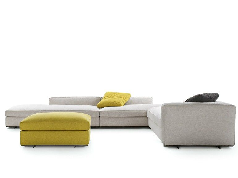 Enjoyable Sectional Fabric Sofa Snap By Lema Design Francesco Rota Inzonedesignstudio Interior Chair Design Inzonedesignstudiocom