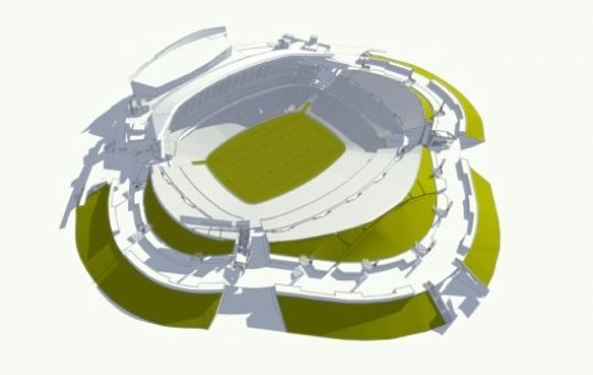 First LEED Certified NFL Stadium Ever Coming to LA