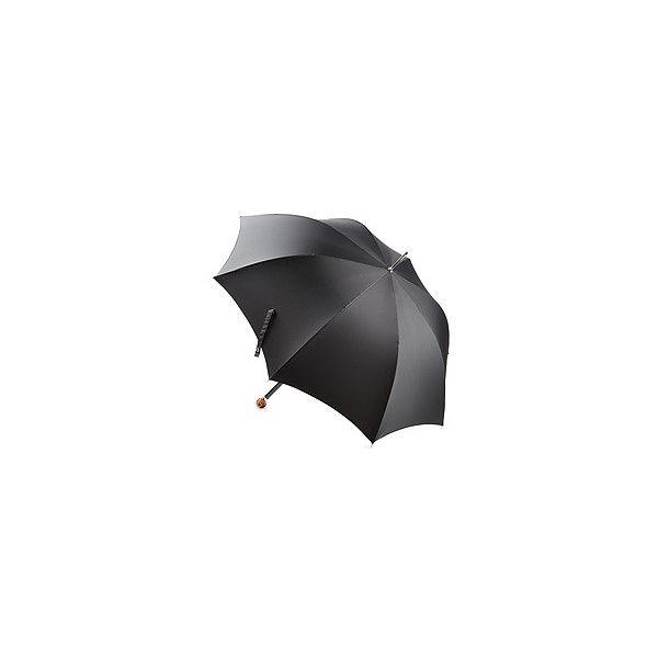 Alexander McQueen Umbrella ($405) ❤ liked on Polyvore featuring accessories, umbrellas, skull umbrella, alexander mcqueen, black umbrella and alexander mcqueen umbrella