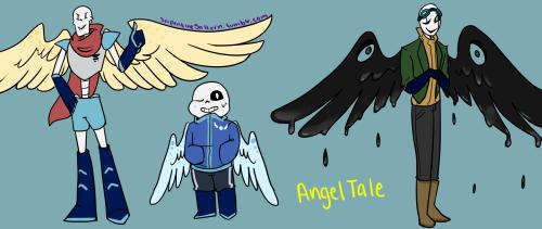 OMGOODNESS I LOOVEE ANGELTALE!!