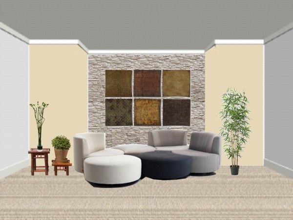 """""""Cozy, Zen Room"""" by christinekate on Polyvore"""
