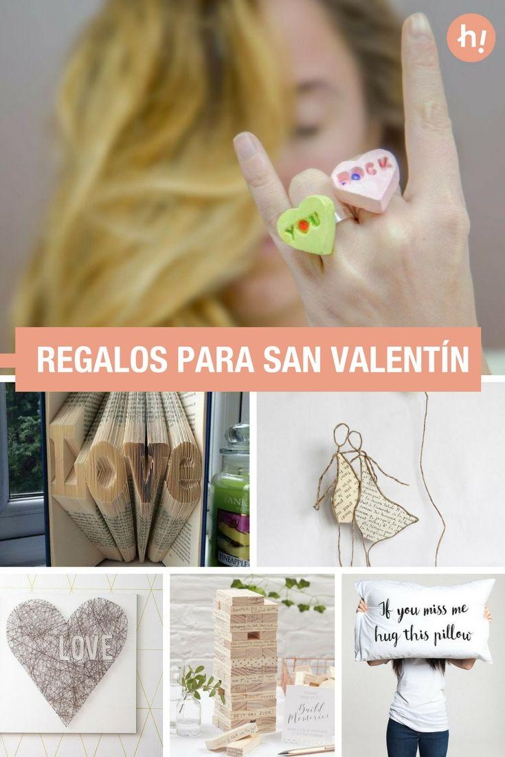 Regalos originales para San Valentn 17 ideas para regalar a tu