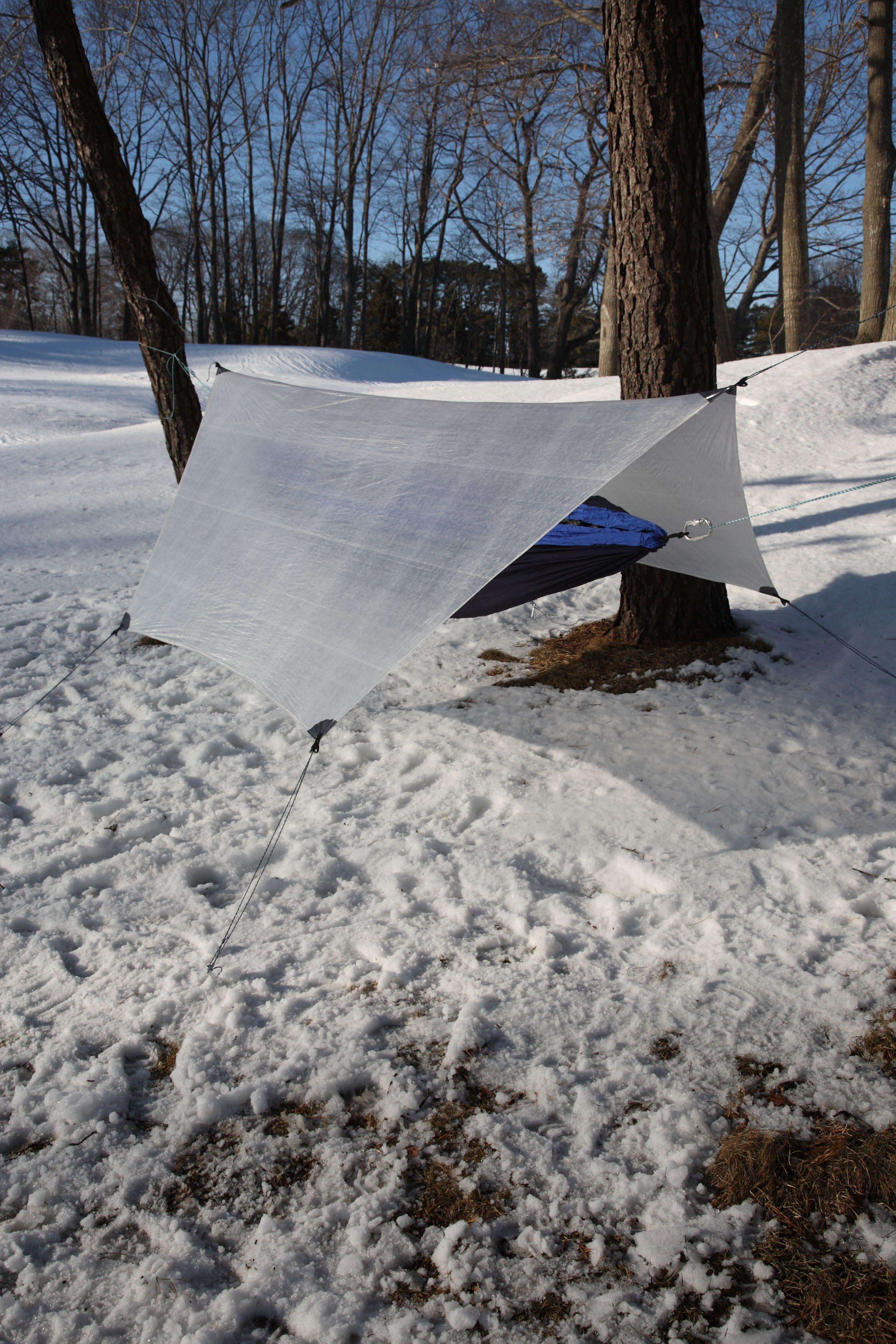 hammock mod to orig tarp adventure manage method alan doors ultralight great