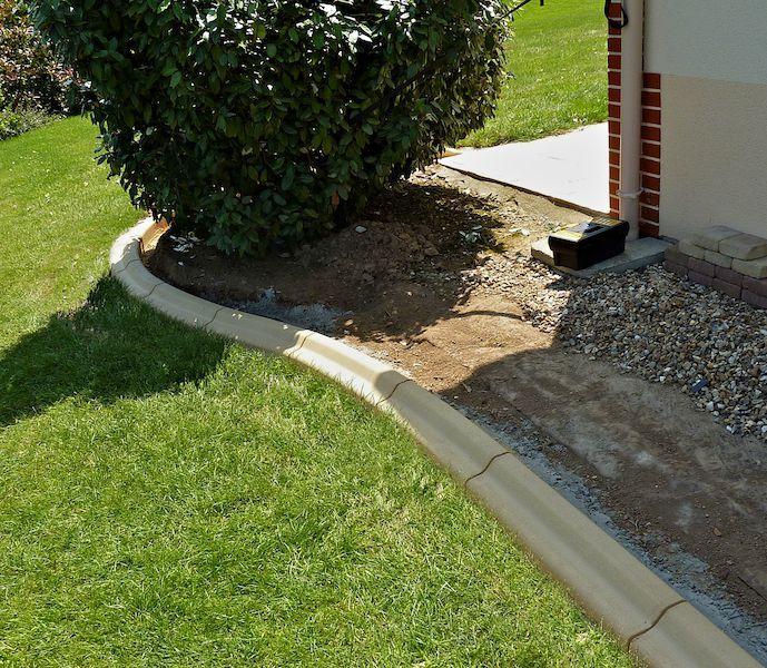 bordures de jardin pour gazon pelouse