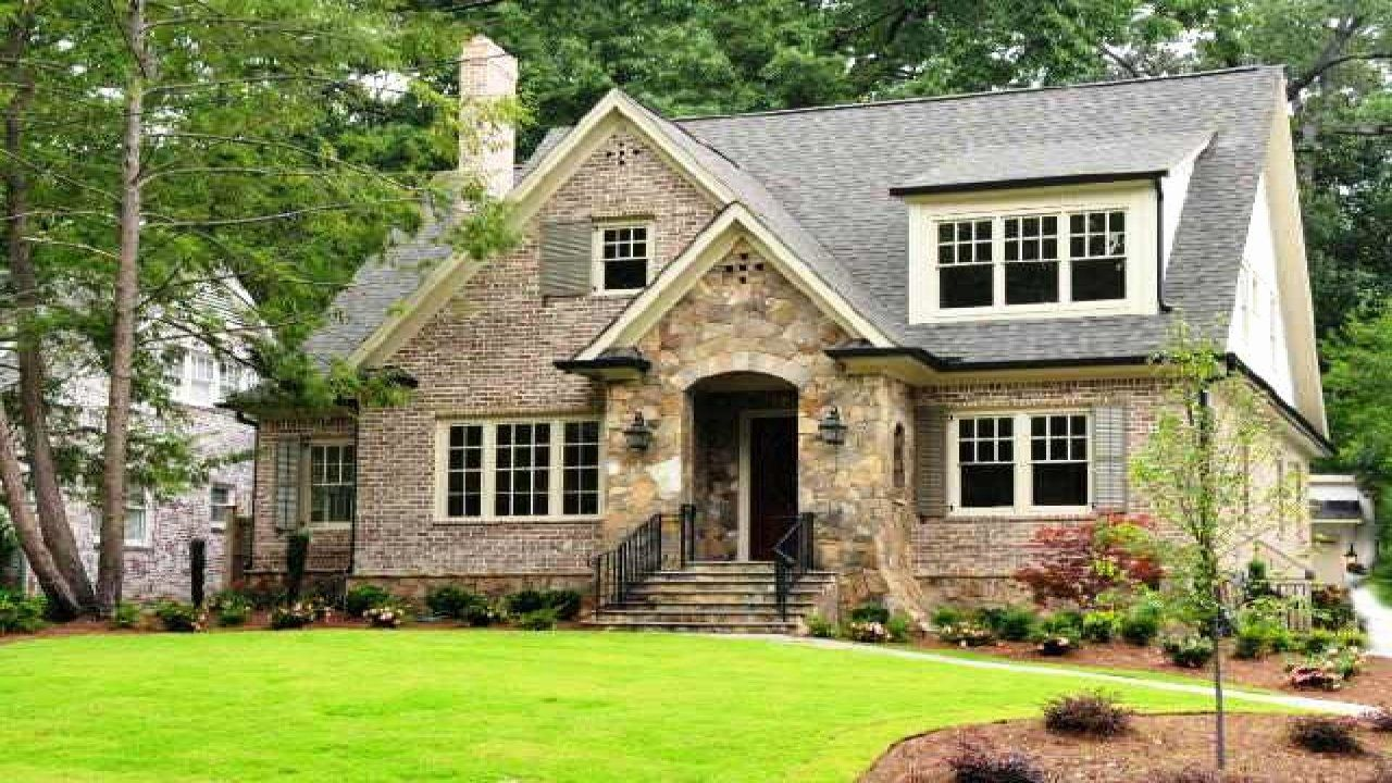Brick Country House Plans Beautiful Small Brick Cottage Style Homes Cottage Style Homes Brick In 2020 Cottage House Exterior Cottage House Plans Cottage Exterior