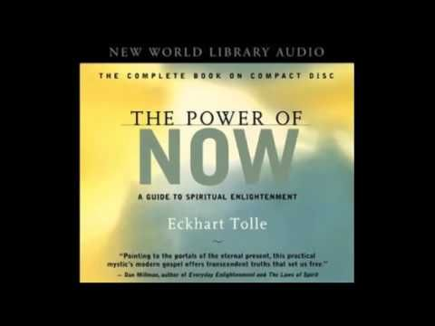 The Power of Now by Eckhart Tolle Audiobook complete with Q&A