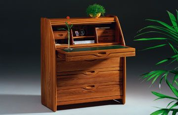Teak  Scandinavian Office Furniture