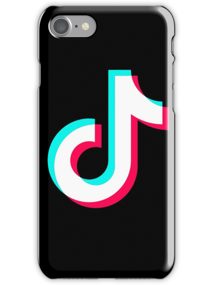 Tiktok Iphone 7 Snap Case Iphone Case Covers Iphone Cases Case