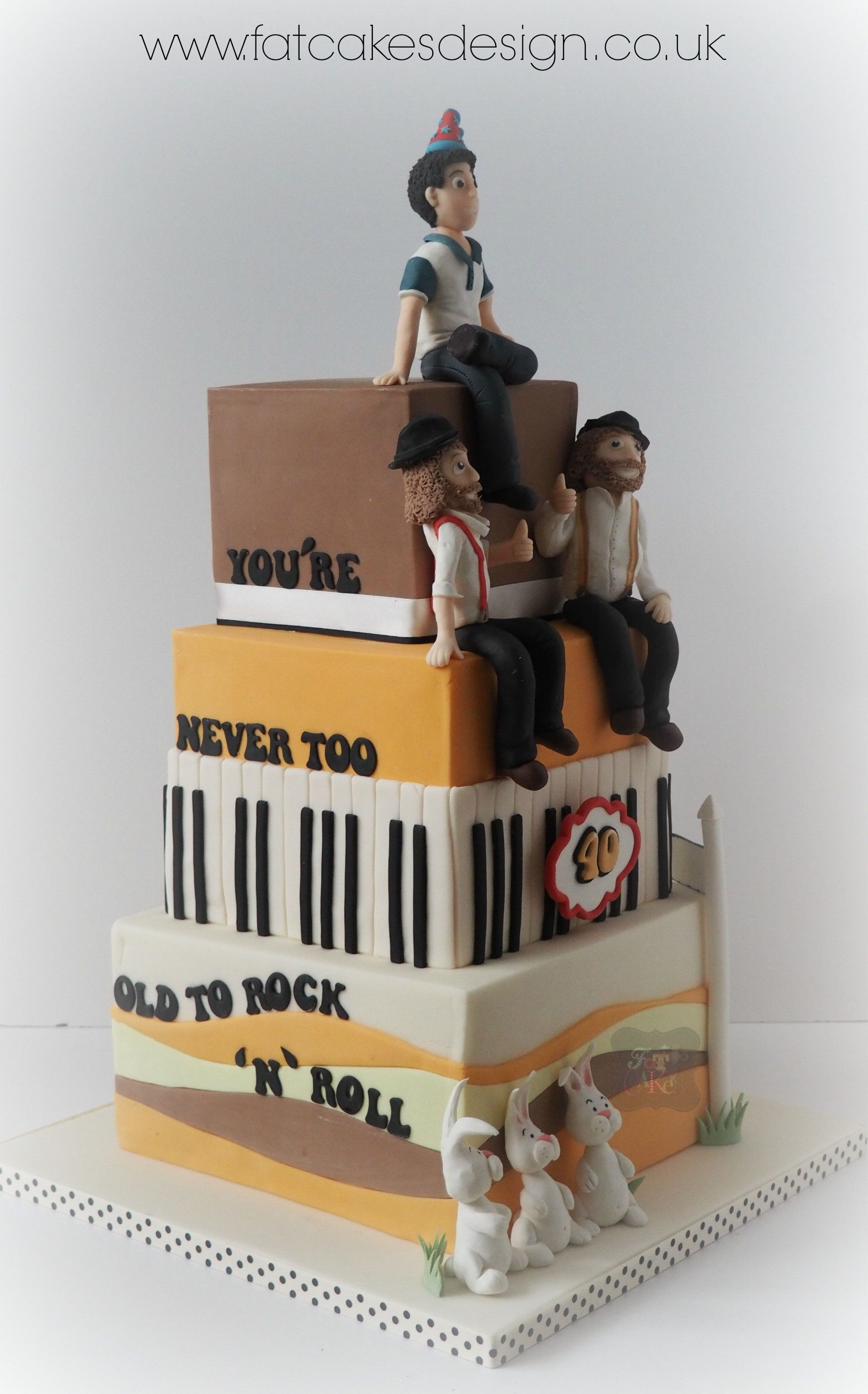 1970s chas and dave birthday cake adult birthday cakes