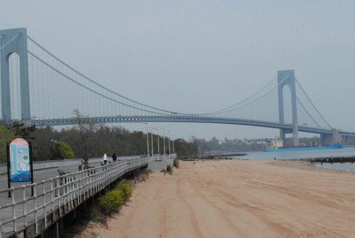 Verrazano Bridge South Beach Staten Island Manhattan Tourism New
