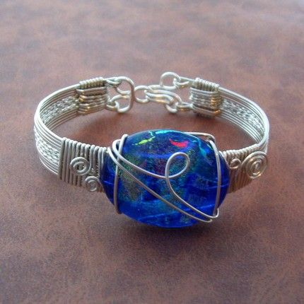 Free Wire Wrapped Ring Directions | JEWELRY TUTORIAL - Free Form ...