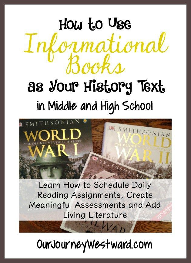 How To Use Informational Books As History Curriculum Our Journey