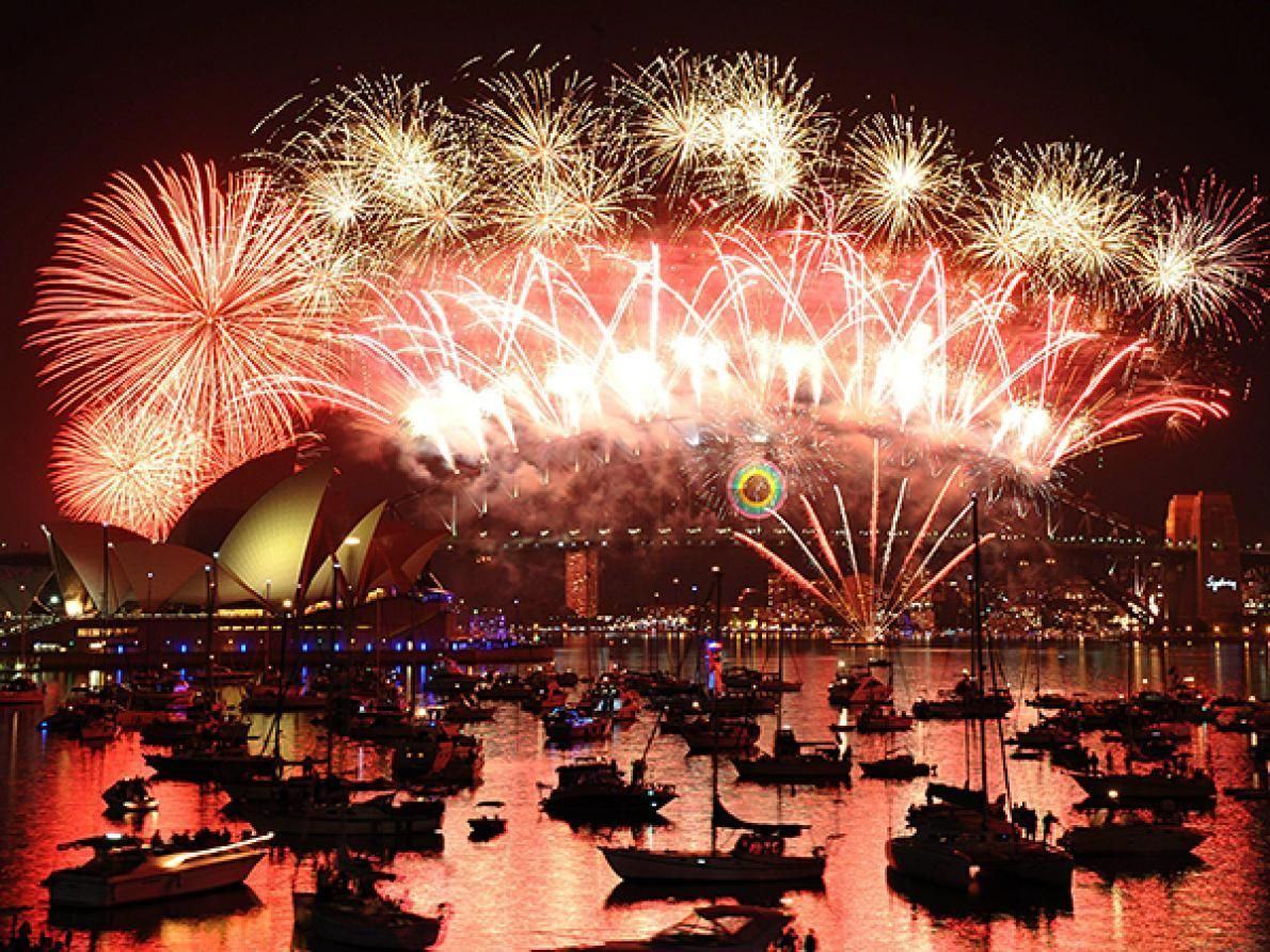 Top 10 New Year's Eve celebrations around the world