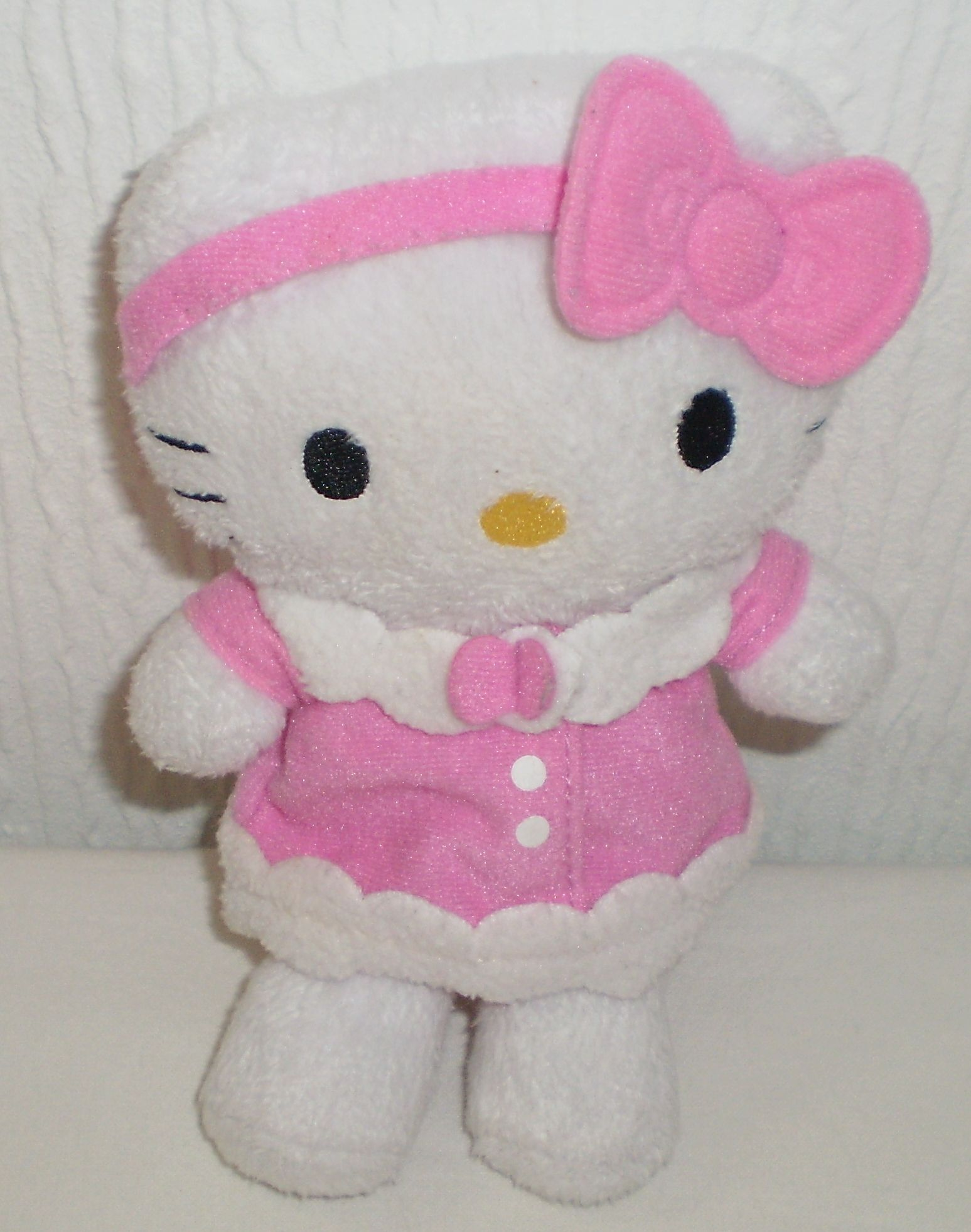 Sanrio Hello Kitty Soft Toy Collectable Kitty Hello